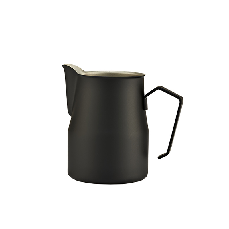 Motta Black Europa Milk Jug 350ml