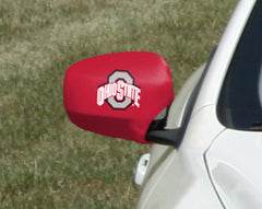 Ohio State Car Mirror Covers