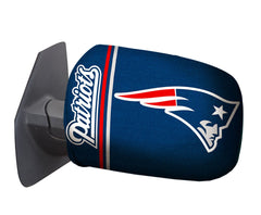 New England Patriots Car Mirror Covers - NFL