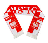 Poland National Team Soccer Scarf (Alternate) - FIFA