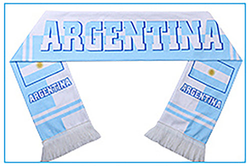 Argentina National Team Soccer Scarf (Alternate 2) - FIFA