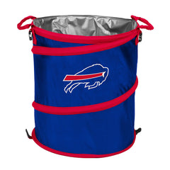 Buffalo Bills 3-in-1 Collapsible Cooler, Trash Can or Laundry Hamper - NFL