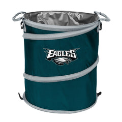 Philadelphia Eagles 3-in-1 Collapsible Cooler, Trash Can or Laundry Hamper - NFL