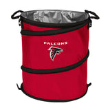 Atlanta Falcons 3-in-1 Collapsible Cooler, Trash Can or Laundry Hamper - NFL