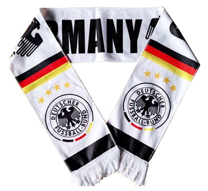 Germany National Team Soccer Scarf - FIFA