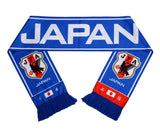 Japan National Team Soccer Scarf - FIFA