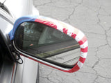 Car Mirror Covers - Puerto Rico Flag