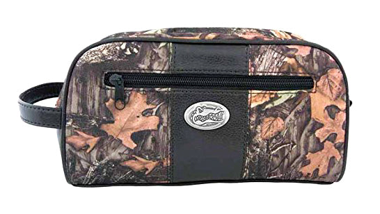 Florida Gators Zep-Pro Camo Toiletry & Shave Kit Concho Bag - NCAA