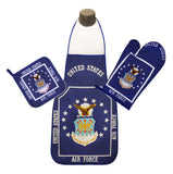 U.S. Air Force Flag Kitchen & BBQ Set