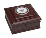 U.S. Navy Medallion Executive Desktop Box - Allied Frame™