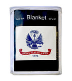 U.S. Army Flag Fleece Blanket - 50
