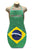 Brazil Flag Kitchen & BBQ Set