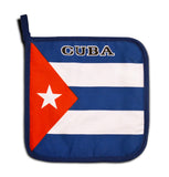 Cuba Flag Kitchen & BBQ Set
