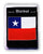 Chile Flag Fleece Blanket - 50