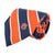 Auburn Tigers Tie, Pocket Square & Cufflinks Box Set