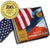Embroidered American Flag 3-D Wind Socks *100% MADE IN U.S.A.* - Allied Flag™
