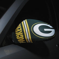 Green Bay Packers Car Mirror Covers