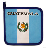 Guatemala Flag Kitchen & BBQ Set