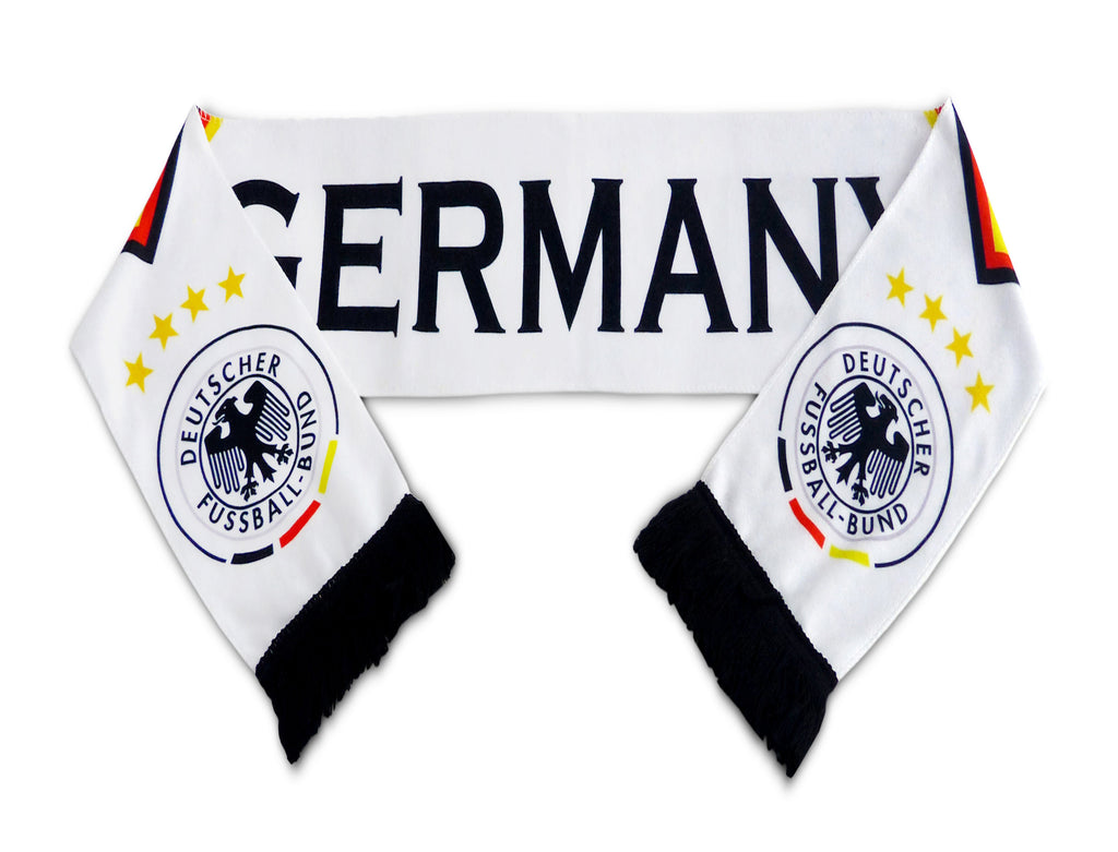 Germany National Team Soccer Scarf (Alternate 2) - FIFA