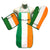 Ireland Flag Kitchen & BBQ Set