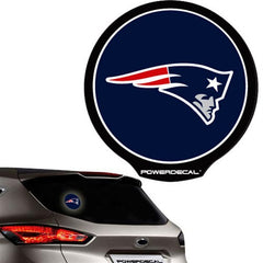 New England Patriots Power Decal