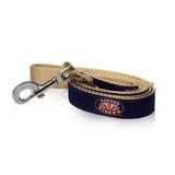 Auburn Tigers Ribbon Dog Leash - NCAA