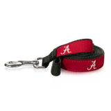 Alabama Crimson Tide Ribbon Dog Leash - NCAA