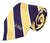 LSU Tigers Tie, Pocket Square & Cufflinks Box Set
