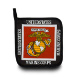 U.S. Marine Corps Flag Kitchen & BBQ Set