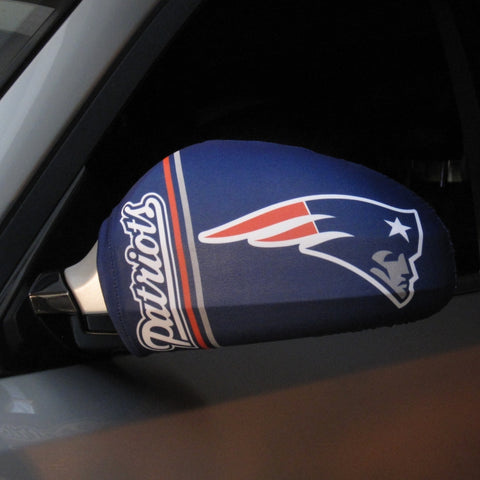 JAVI Sports — New England Patriots Car Mirror Covers - NFL
