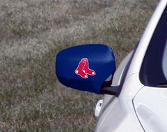 Boston Red Sox Mirror Covers