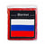 Russia Flag Fleece Blanket - 50