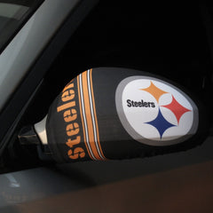 Pittsburgh Steelers Car Mirror Covers