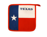 Texas State Flag Kitchen & BBQ Set