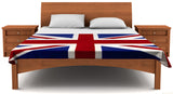 Union Jack Fleece Blanket 79