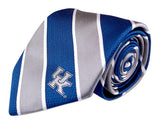 Kentucky Wildcats Tie, Pocket Square & Cufflinks Box Set