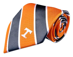 Tennessee Volunteers Repp Stripe Necktie - NCAA