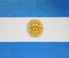 Argentina Flag Fleece Blanket - 50