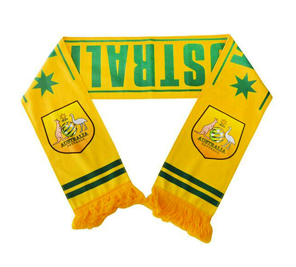 Australia National Team Soccer Scarf - FIFA