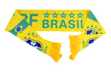 Brazil National Team Soccer Scarf (Alternate) - FIFA