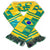 Brazil National Team Soccer Scarf (Alternate 2) - FIFA