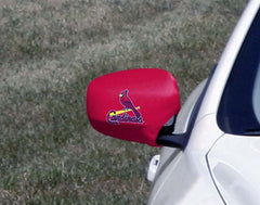 St Louis Cardinals Mirror Covers