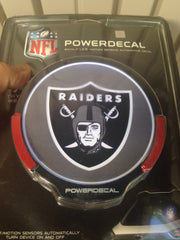Oakland Raiders Powerdecal