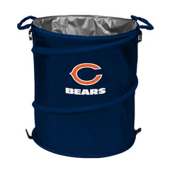 Chicago Bears 3-in-1 Collapsible Cooler, Trash Can or Laundry Hamper - NFL
