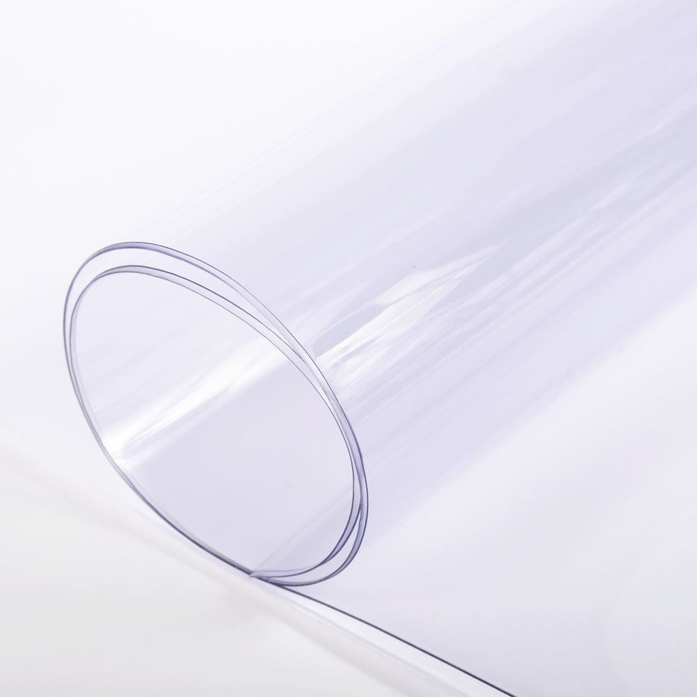 Clear Plastic Vinyl Multipurpose Fabric in All Sizes - 5-Star Fabrics
