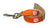 Clemson Tigers Ribbon Dog Leash - NCAA