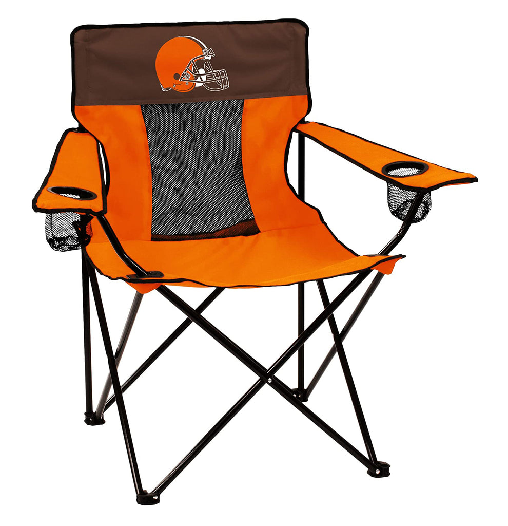 Cleveland Browns Elite Quad Chair - NFL