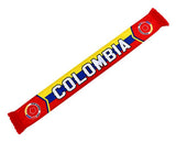 Colombia National Team Soccer Scarf - FIFA