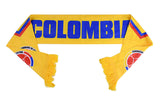 Colombia National Team Soccer Scarf (Alternate) - FIFA