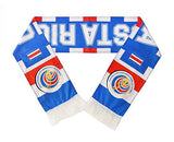 Costa Rica National Team Soccer Scarf - FIFA